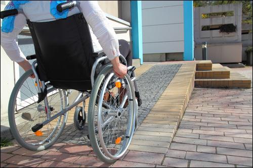 Les établissements recevant du Public et la loi d'accessibilité handicapée