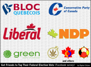 élections fédérales Canada