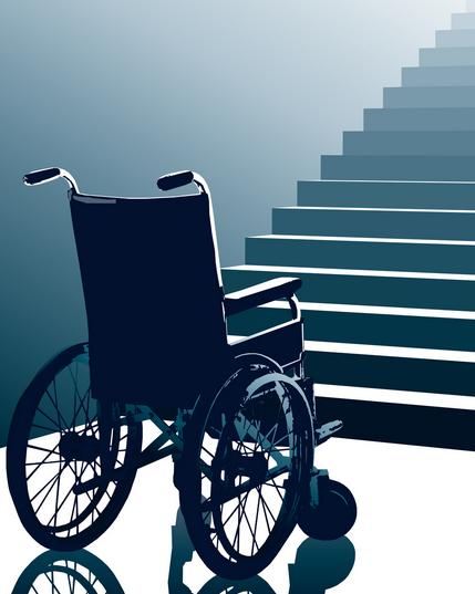 L'accessibilité handicapée