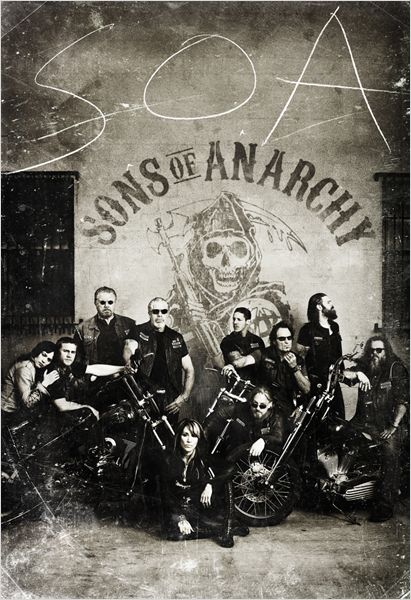 série sons of anarchy