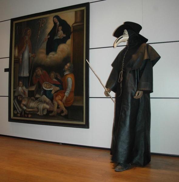 À Venise, on peut trouver des masques vénitiens