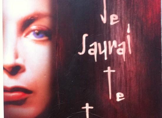 Critique de livre : Je saurai te retrouver, de Jasmine Cresswell