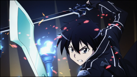 Kirito, le beater.