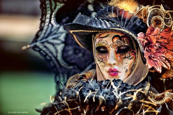 Les masques vénitiens