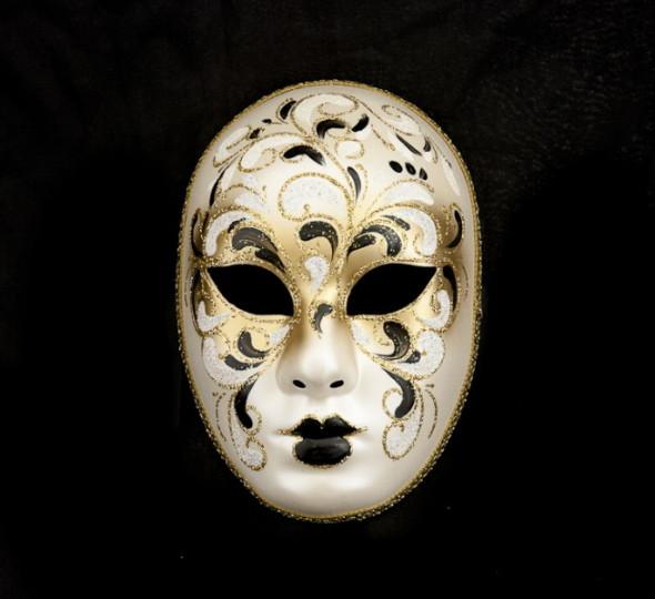 À Venise, il y a des masques vénitiens