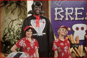 Shaquille O'Neal Halloween