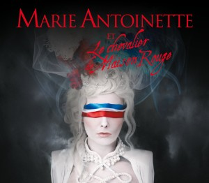 Marie-Antoinette et chevalier Maison Rouge