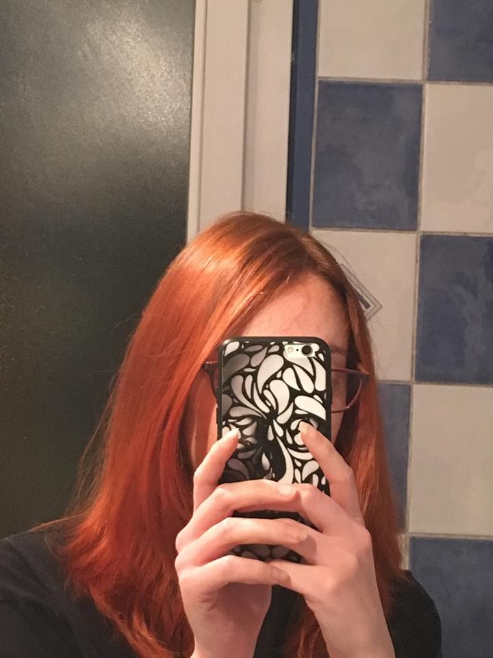 henné rouge lush