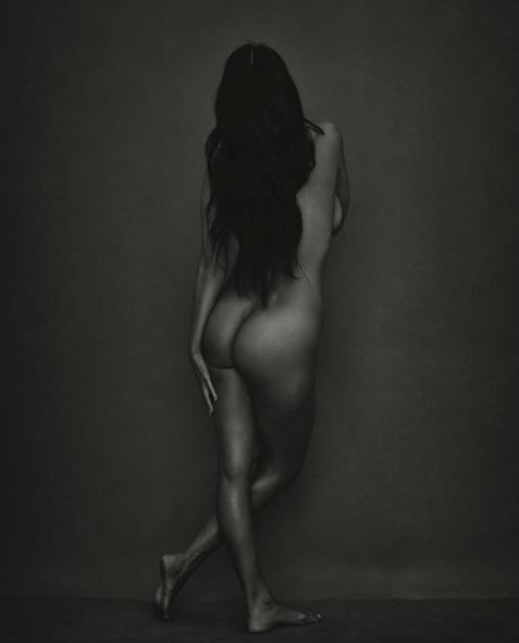 Les fesses de Khloé et Kourtney Kardashian