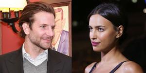 Bradley cooper et Irina en couple