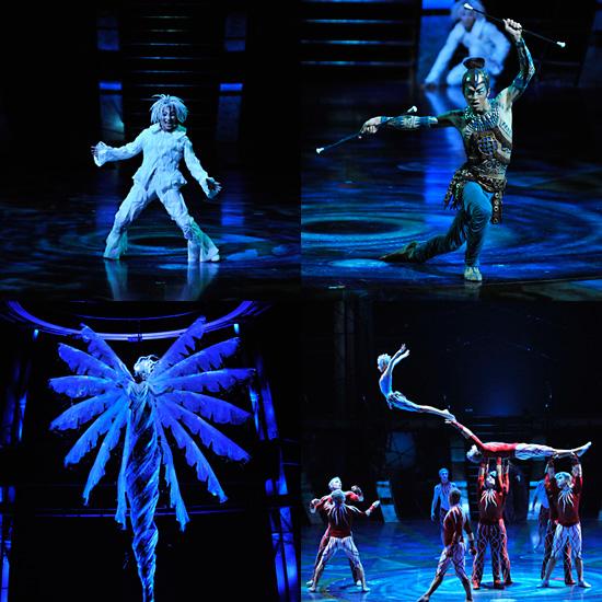La compagnie québécoise le Cirque du Soleil a été fondée par Guy Laliberté