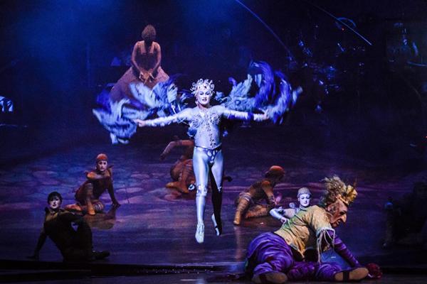 Guy Laliberté a fondé sa compagnie québécoise le Cirque du Soleil