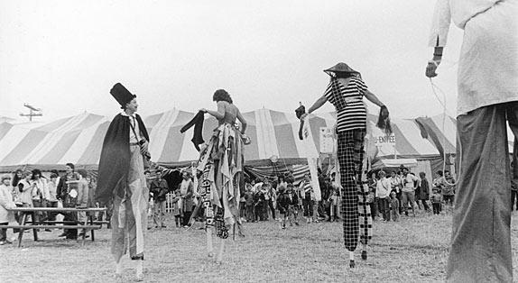 Guy Laliberté a fondé la compagnie québécoise le Cirque du Soleil