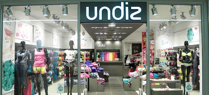 Undiz : lingerie et homewear