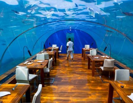 Les 9 restaurants les plus insolites au monde