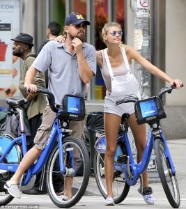 Leonardo DiCaprio en couple