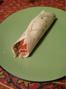 Burrito fini