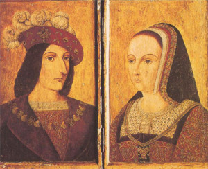Charles VIII et Anne de Bretagne
