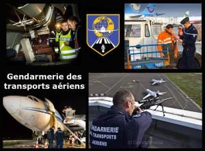 Gendarme transport aériens