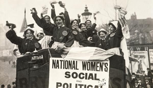 Le féminisme et ses premiers pas