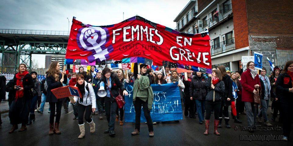Féministes québécoises