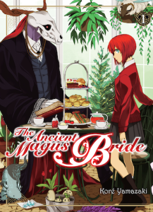 couverture manga the ancient magus bride