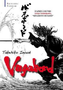 Couverture manga Vagabond