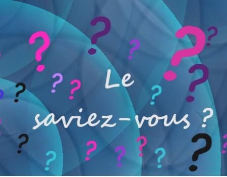 Le saviez-vous – les expressions françaises