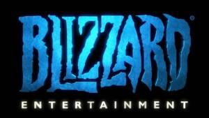 Logo développeur de jeux vidéo Blizzard Entertainment