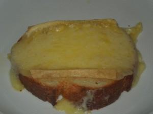 croûtes au fromage suisses