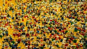 La population peut être segmentée