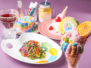 repas du monster kawaii cafe