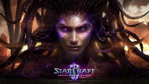 Jeu de stratégie StarCraft