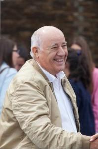 Amancio Ortega, le propriétaire de Zara