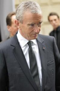 Bernard Arnaud patron de LVMH