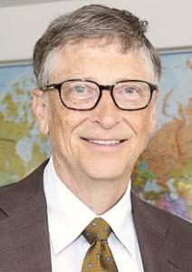 Bill Gates, PDG de Microsoft