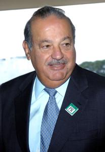 Carlos Slim Helú, Telmex, 4e milliardaire