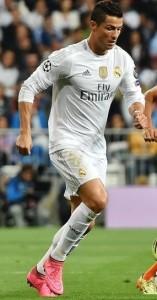 Cristiano Ronaldo, footballeur