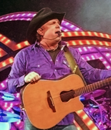 Garth Brooks, chanteur country