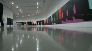 Shadows d'Andy Warhol