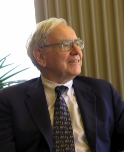 Warren Buffet, 3eme milliardaire en 2016