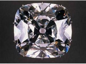 Le Régent diamant