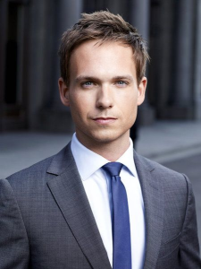 Mike Ross de Suits, avocats sur mesure