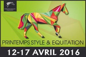 printemps style équitation formation compétition