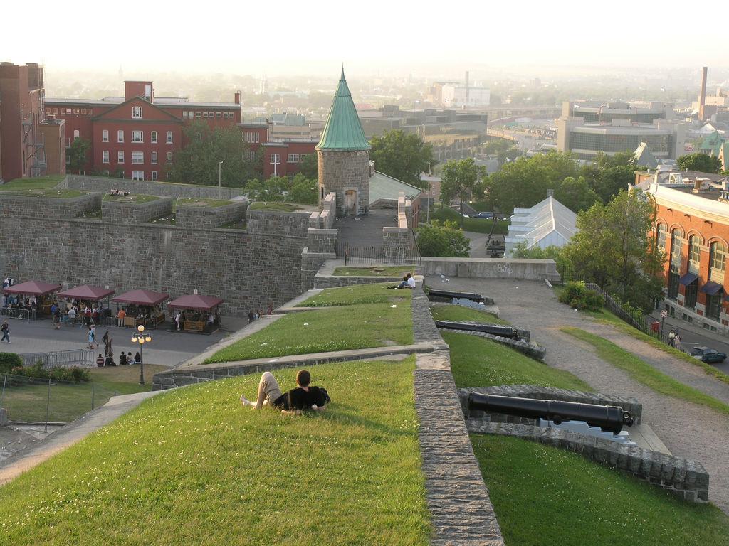 La Citadelle, Sortir à Québec