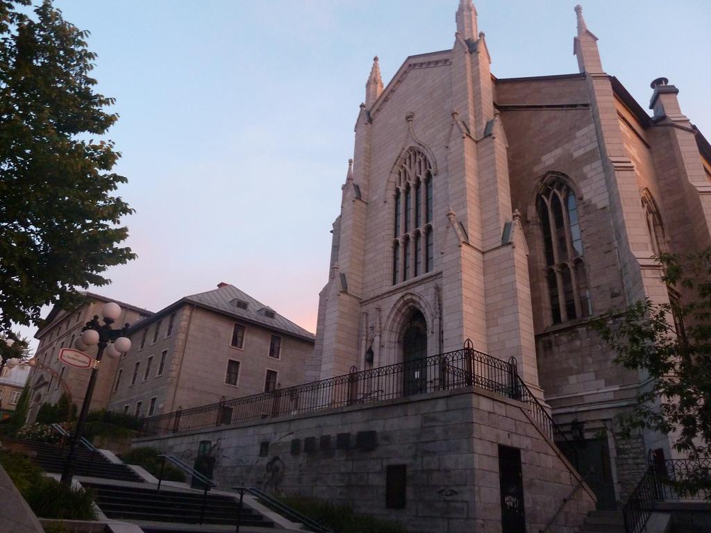 Sorties à Québec, Morrin Centre