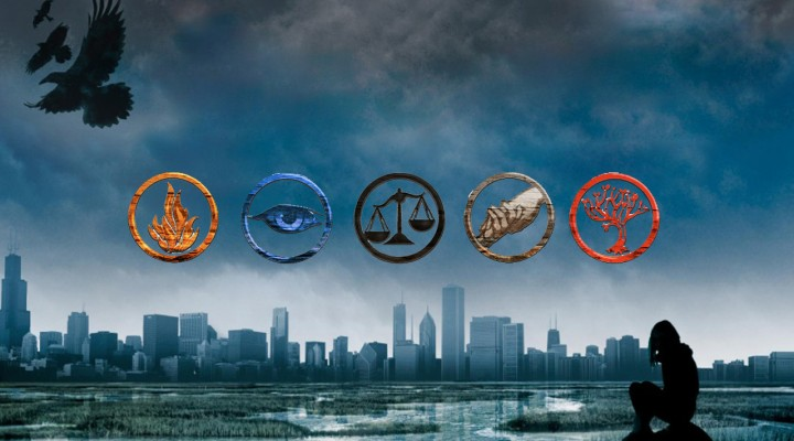 À quelle faction de la saga Divergente appartiendriez-vous ?