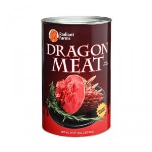 Viande de dragon en boîte