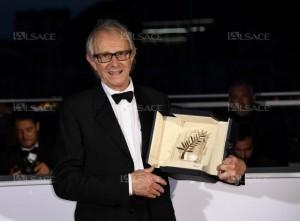 Ken Loach et le Festival de Cannes