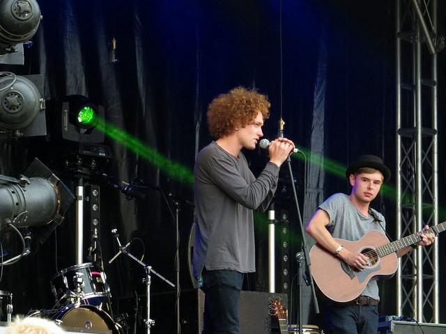 Seafret, un groupe de musique britannique